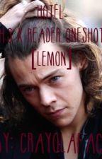 Harry Styles x Reader Oneshot (LEMON) by CrayolaFace