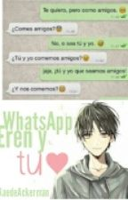 Eren y Tu [WhatsApp] |P A U S A D A| by AnnlieJeon
