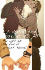 My light {Destiel HS AU} by ididntneedmyheart