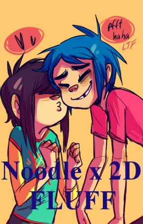 murdoc and 2d relationship goals