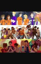 I Discendenti|| A Percy Jackson fanfiction|| by Annabeth_Zoe_Jackson
