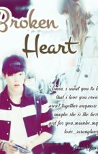 Broken heart by vhopeminyeolbaek