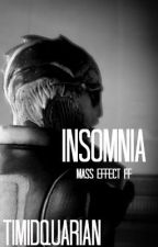 Insomnia (Mass Effect) by TimidQuarian