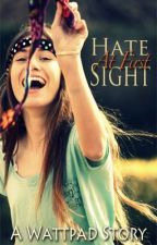 Hate At First Sight by BeyondEpicness