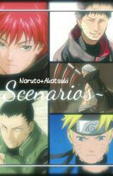 Naruto + Akatsuki Scenarios by Hidan_akatsuki12
