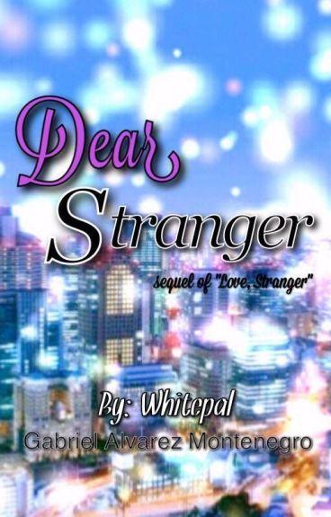 Dear Stranger (Pinoy BoyxBoy)