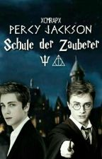 Percy Jackson - Schule der Zauberer by xCMRAPx