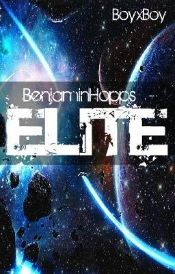 Elite (BoyxBoy Sci-Fi Fantasy Romance)