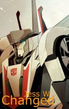 Changed (a Transformers Prime fanfic) by jessxjpg