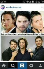 Supernatural and actors x reader by Vriskagirl12345