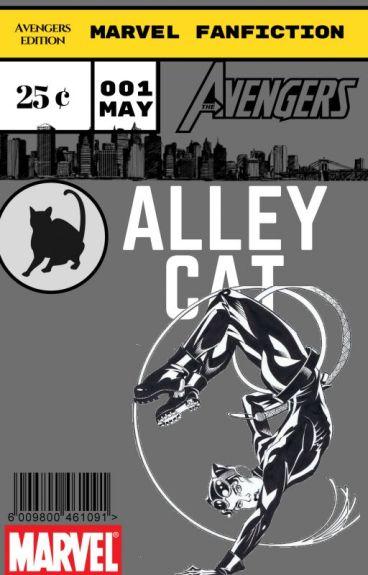 Alley Cat { Avengers}