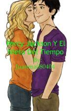 Percy Jackson y El Nieto del Tiempo by ChicoGamer8
