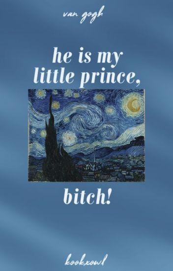 He Is My Little Prince, Bitch!//ChanBaek Texting