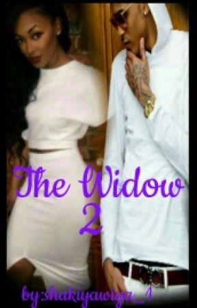 The Widow 2 by Shakiyawiya_1