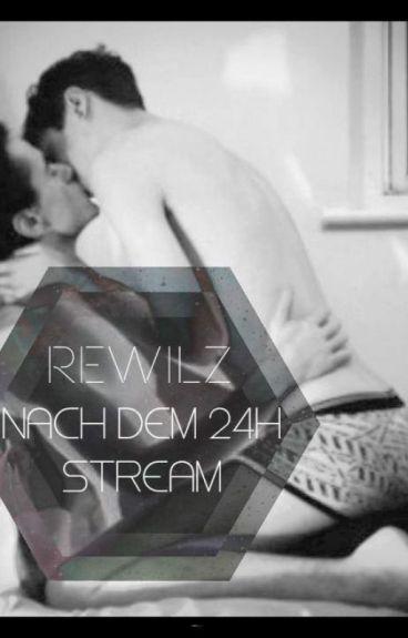 Fortsetzung des 24h-Livestreams von Rewinside und 500.000-Abonenten-Special
