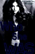Who She Was: A Wentworth Fanfic Discontinued by wentworthobsesser