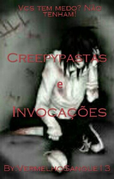 Creepypastas e invocações
