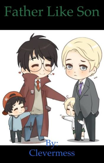 Father Like Son (boyxboy) (drarry) (scorbus)