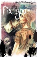 """Fix you"" {Solangelo} by Geisterkoenigin"