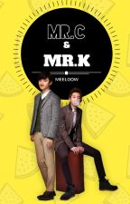 Mr.C & Mr.K | Chansoo. by Meeloow
