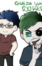 Living With The Alternates «Danti And Septiplier?» by MatsuMania