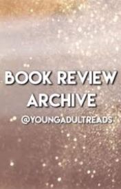 Young Adult Book Reviews by youngadultreads