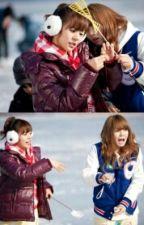 [Oneshot] My Sunny (Sunny - HyunAh) by ST99_JiNi