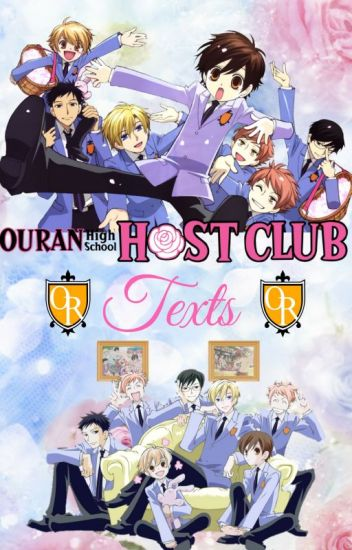 Ouran High School Host Club Texts