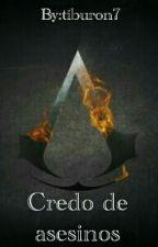 Assassins creed: Credo de Asesinos by tiburon7
