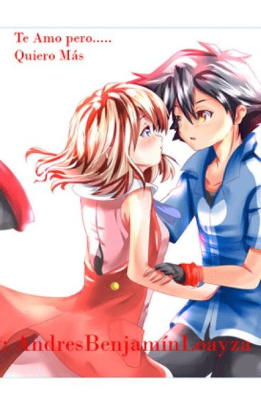 Amourshipping: Volverte a Amar