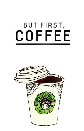But first, Coffee|| Rubelangel