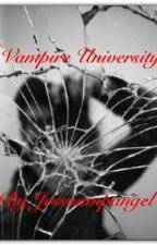 Vampire Uni by jessvampangel