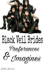 Black Veil Brides Preferences (#WATTYS 2016) by Lisha_Lemons