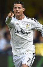 Cristiano Ronaldo - Fan Fiction by marriedtozilla