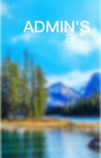 Admin's Art by knightconnie