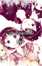 Sinceramente,Te Amo (SAO: Kirito y Tu) {FINALIZADA} by MikuChaan