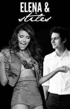 Elena & Stiles «TVD & Teen Wolf» Stilena by liviowens