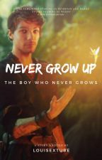 Never Grow Up ❀ l.s by sxylarry