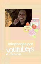 Adoptadas por Youtubers |Rubius| by light_moon_purple