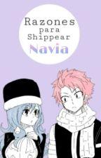 Razones para shippear el Navia©~ by Naviano