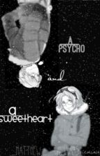 a psycho and a sweetheart {amecan} ~1950s au~ by _Matthew__Williams_