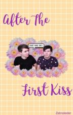 After The First Kiss || Phan by zebralester