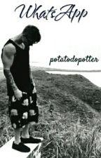 WhatsApp {J.B} by potatodopotter