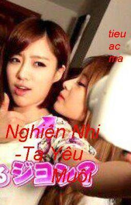 Nghiên Nhi (JiJung / EunYeon couple)