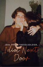 Idiot Next Door by TheSolSoldier_