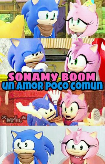 sonamy boom : un amor poco comun