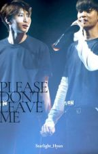 Please Don't Leave Me (Vixx Neo Fanfic) by AfiqahAqilah4