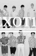 EXO One Shot Compilation by pinkstrawberryfudge