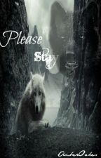 Please Stay girlxgirl by AnonymousTalent