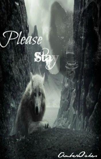Please Stay girlxgirl